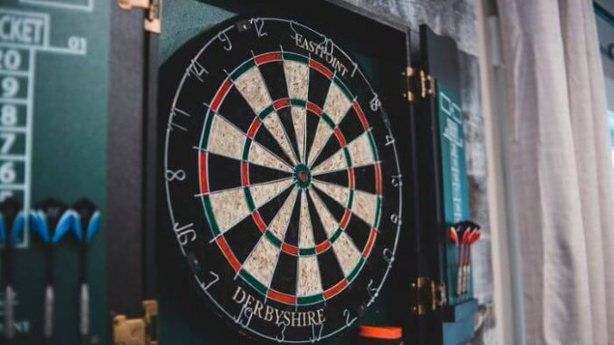 best electronic dart boards review